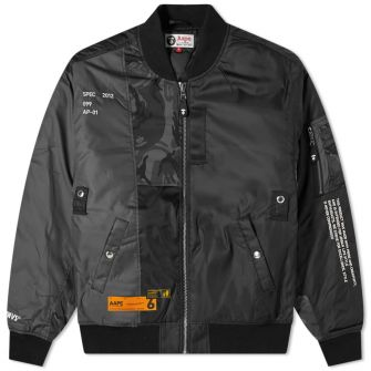 Aape Quilted Liner Jacket