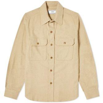 Ami Wool Overshirt
