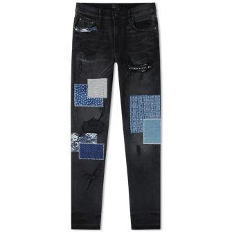 Amiri Japanese Repair Jean
