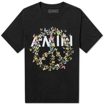 Amiri Peace Butterfly Tee