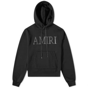 Amiri Stitch Logo Hoody