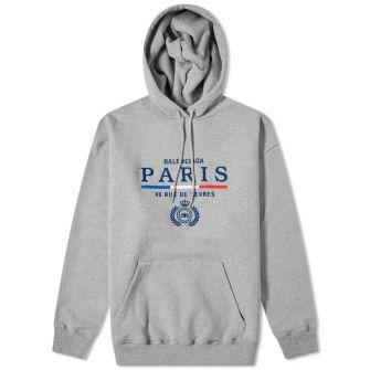 Balenciaga Paris Flag Hoody