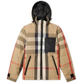 Burberry Rutland Reversible Down Jacket