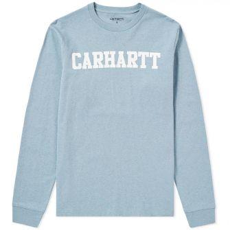 Carhartt Wip Long Sleeve College Tee