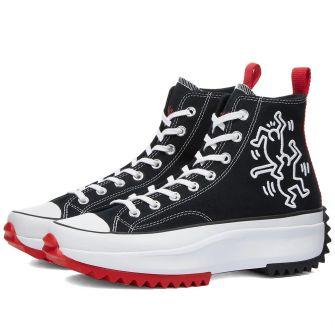 Converse X Keith Haring Run Star Hike W