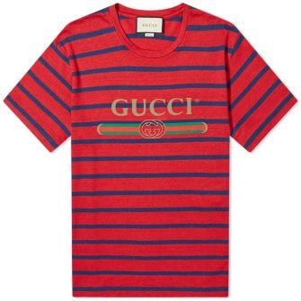 Gucci Stripe Tee