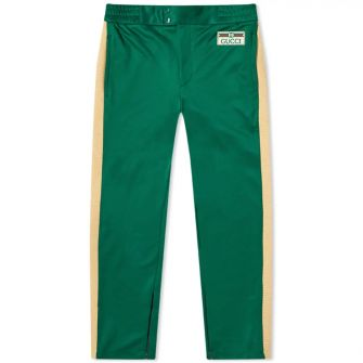 Gucci Technical Jersey Gg Track Pant