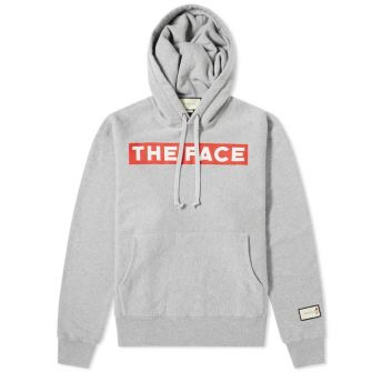 Gucci The Face Popover Hoody