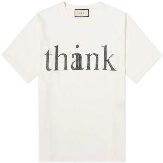 Gucci Think Logo Tee