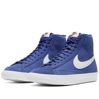 Nike Blazer Mid '77 Suede 'Deep Royal Blue'
