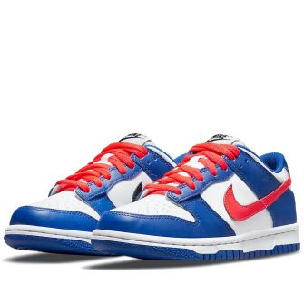 Nike Dunk Low Gs 'Game Royal Crimson'