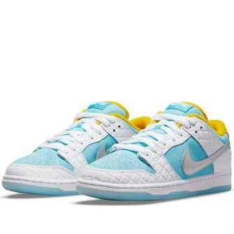 Nike Sb Dunk Low Ftc Lagoon Pulse