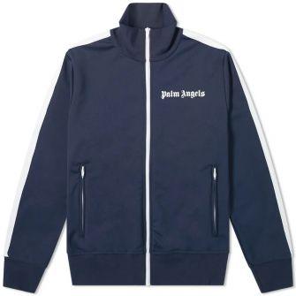 Palm Angels Classic Zip Track Jacket