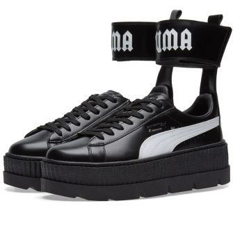 Puma X Fenty By Rihanna Ankle Strap Sneaker