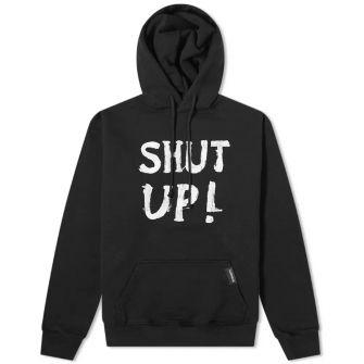 Vetements Shut Up Hoody