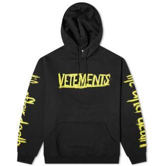Vetements World Tour Oversized Hoody