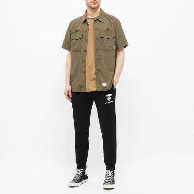 Aape Camo Pocket Sweat Pant