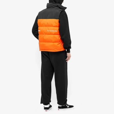Aape Reversible Thinsulate Vest