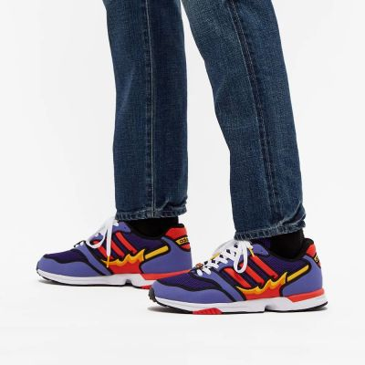 Adidas Zx 1000 Simpsons Flaming Moes