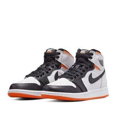 Air Jordan 1 Retro High Og Gs 'Electro Orange'