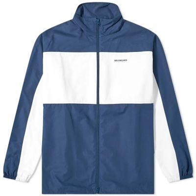 Balenciaga Retro Panel Jacket
