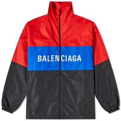 Balenciaga Technical Ripstop Jacket
