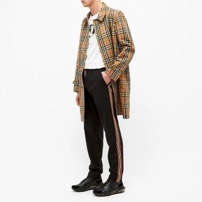 Burberry Stripe Track Pants