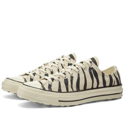 Converse Chuck Taylor 1970s Ox Zebra
