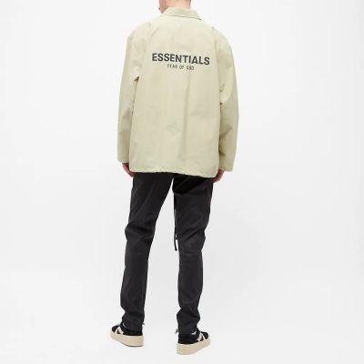 Fear Of God Essentials Souvenir Coach Jacket