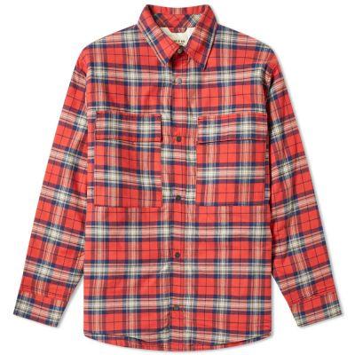 Fear Of God Flannel Shirt Jacket
