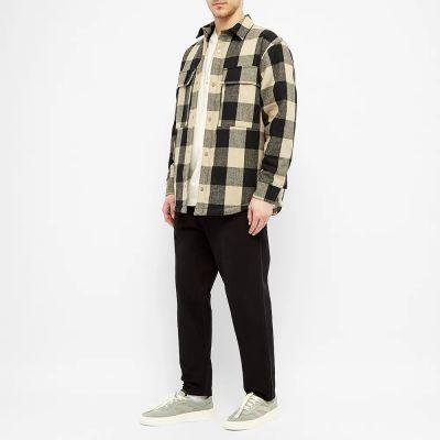 Fear Of God Oversize Check Shirt Jacket