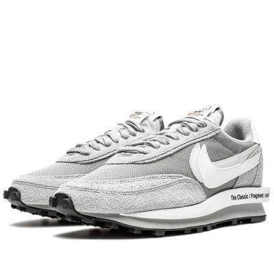 Fragment Design X Sacai X Nike Ldv Waffle 'Grey'
