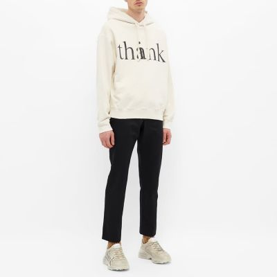 Gucci Thnk Logo Popover Hoody