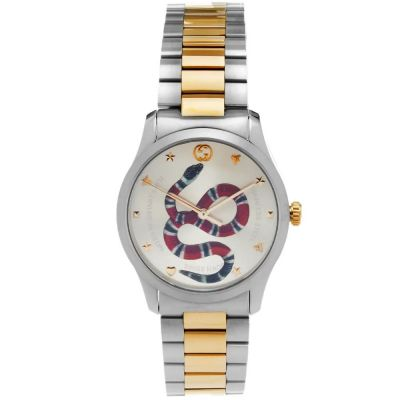 Gucci Timeless Snake Watch