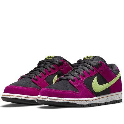 Nike Sb Dunk Low Pro 'Red Plum'