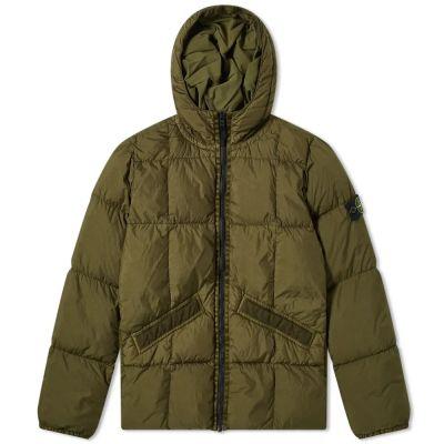Stone Island Junior Crinkle Reps Nylon Jacket