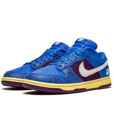 Undefeated X Nike Dunk Low Sp 'Dunk Vs Af1'