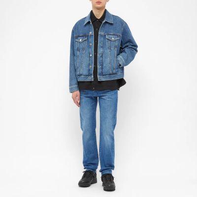 Vetements Gothic Vetements Jacket