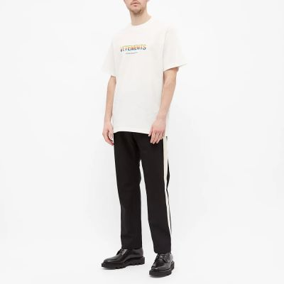 Vetements Think Differently Logo Tee