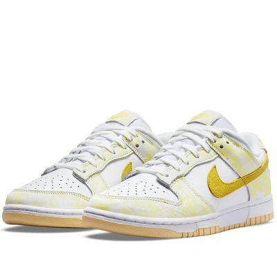 Wmns Nike Dunk Low Strike Yellow