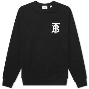 Burberry Dryden Tb Logo Crew Sweat
