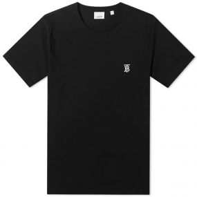 Burberry Parker Tb Embroidered Tee